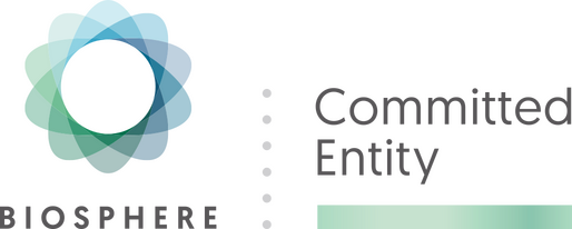 Hotel certificat amb el segell Biosphere