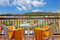 Vistes balcó GHT Aparthotel Tossa Park