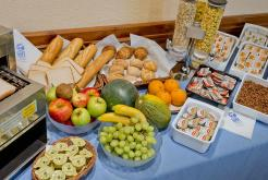 Petit-déjeuner GHT Aparthotel Tossa Park