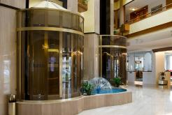 Entrance Hotel GHT Aquarium