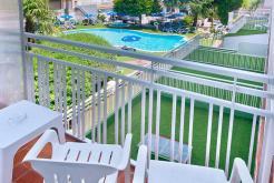 Sillas balcón GHT Hotel Balmes