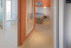 Chambre double couloir GHT Hotel Balmes