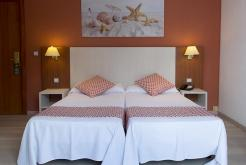 Double room two beds GHT Hotel Balmes