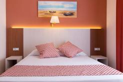 Double front room GHT Hotel Balmes