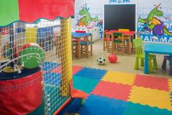 Children's play room GHT Hotel Balmes