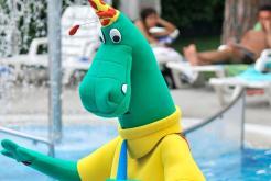 Children's entertainment GHT Hotel Costa Brava