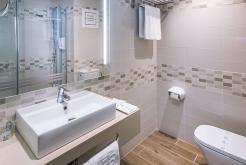Bathroom GHT Hotel Costa Brava