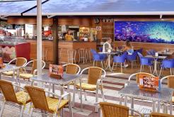 Bar terraza GHT Hotel Maritim