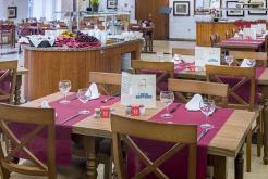 Interior Restaurant GHT Hotel Neptuno