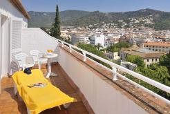 Balcó habitació GHT Hotel Neptuno