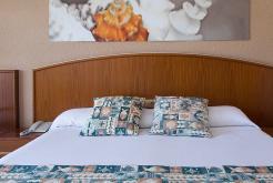 двухместный номер Отель GHT Oasis Park Spa Льорет-де-Мар