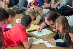 Activitats infantils Hotel Oasis Tossa