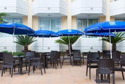 Terraza Hotel Oasis Tossa
