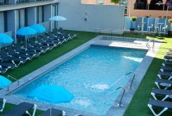 Piscina GHT Hotel Sa Riera